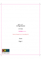 12-page-Booklet