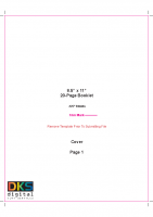 20-page-Booklet