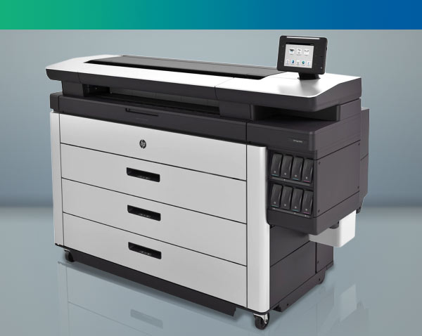 HP Pagewide 8000XL Printer